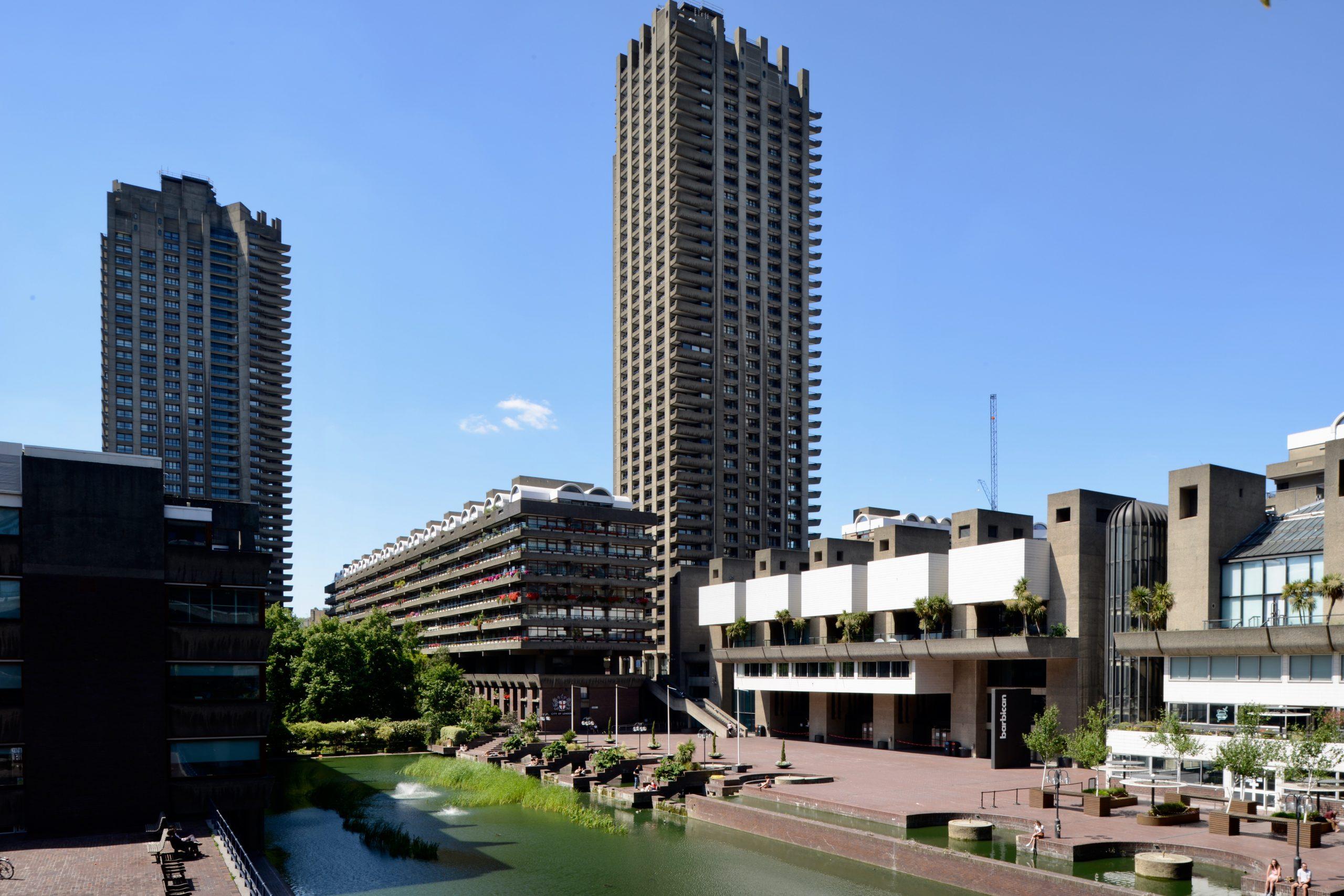 The Barbican, Elain Harwood