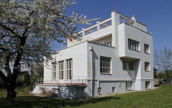 Villa Winternitz, Prague, Czech Republic 1932 Adolf Loos and Karel Lhota