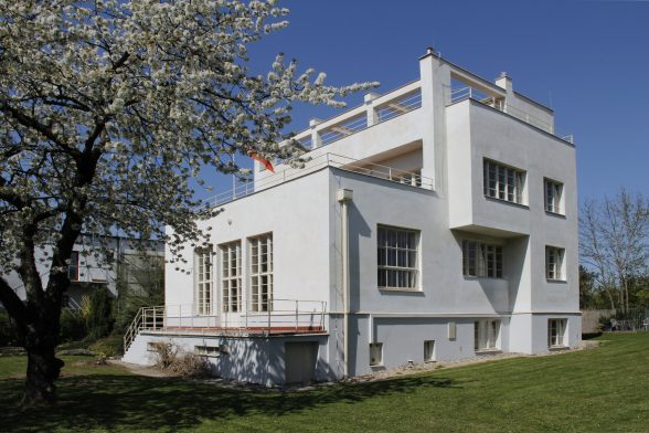 Villa Winternitz, Prague, Czech Republic 1932 Adolf Loos and Karel Lhota
